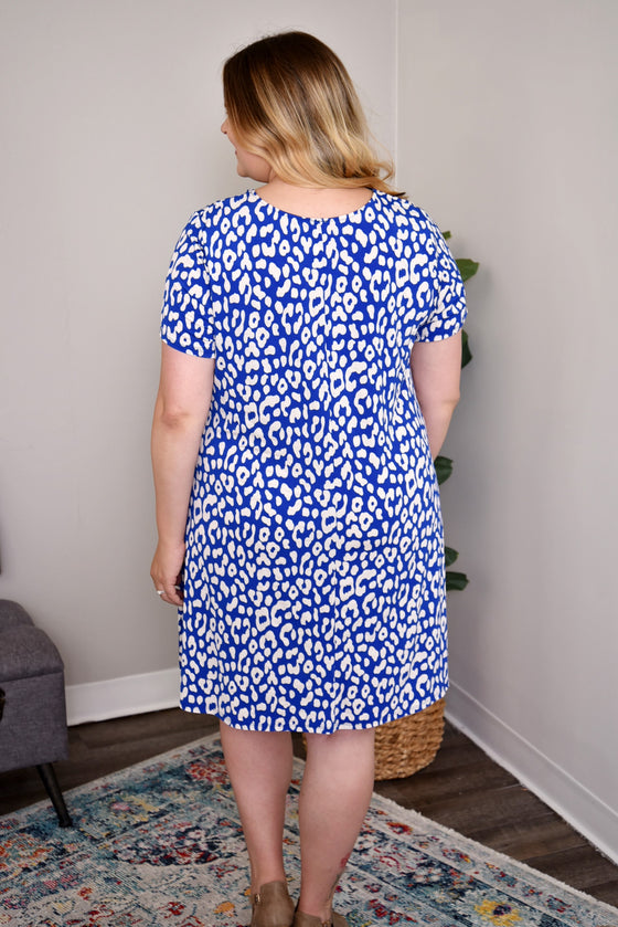 Jackie Curvy Dress