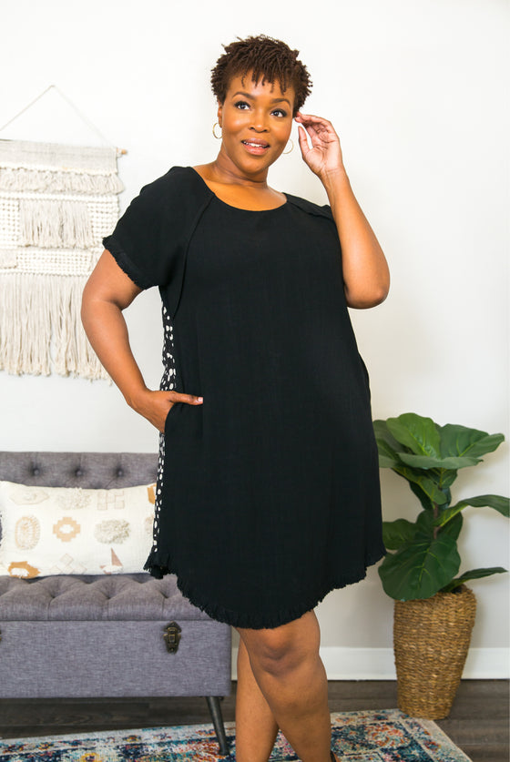 Keke Curvy Dress