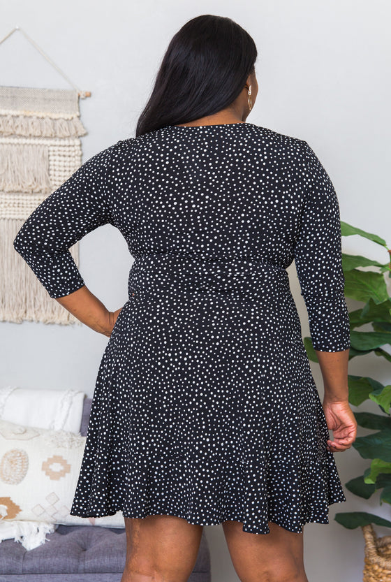 Lauren Curvy Dress