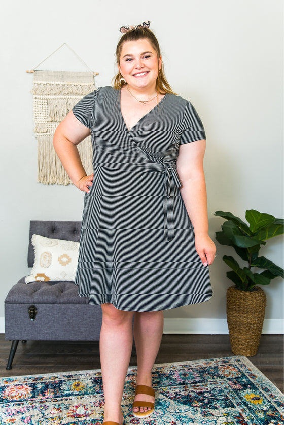 Laurie Curvy Dress