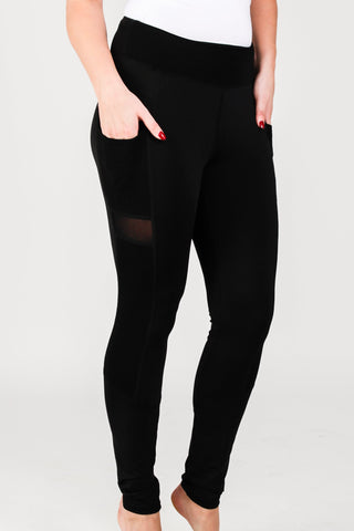 Liv Athletic Leggings