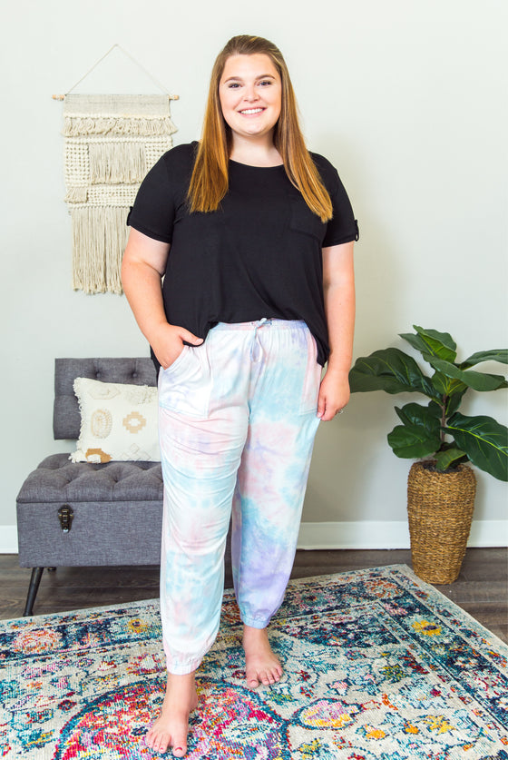 Lucy Curvy Lounge Pants