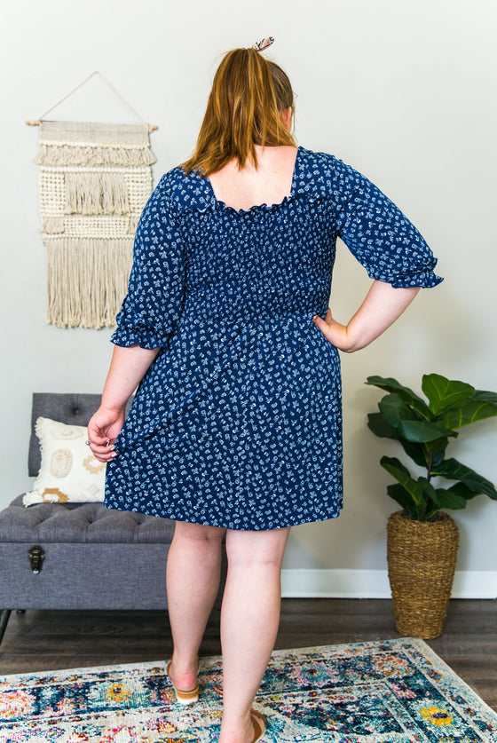Posie Curvy Dress