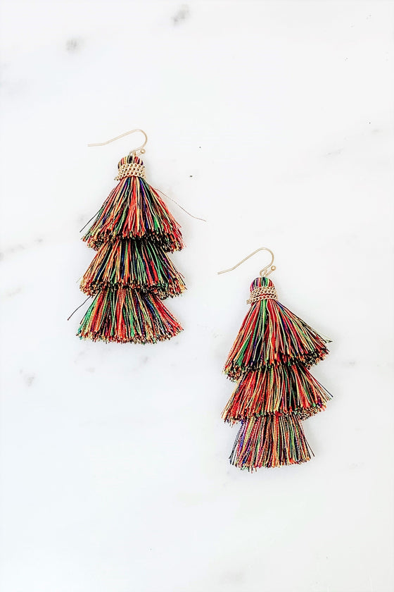 Chrissy Earrings