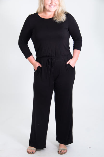 Cindy Curvy Jumpsuit