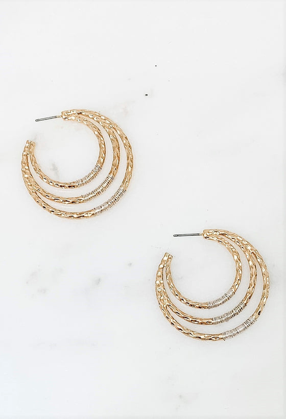 Leah Earrings