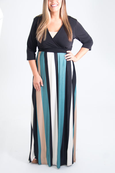 Teagan Curvy Dress