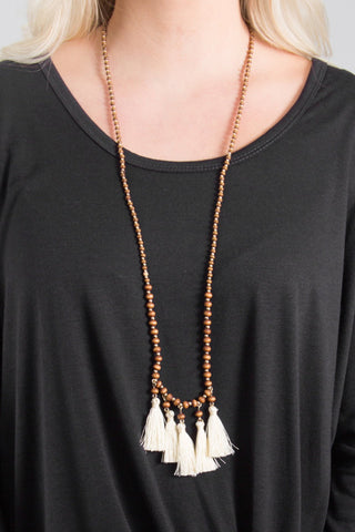 Lystra Necklace