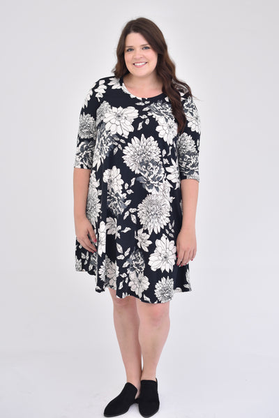 Luella Curvy Dress
