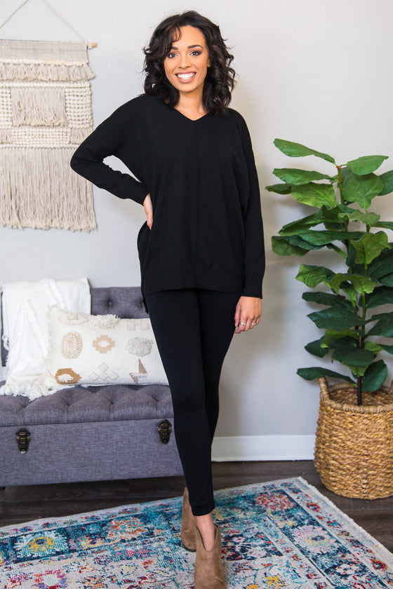 Sonya Fleece Leggings