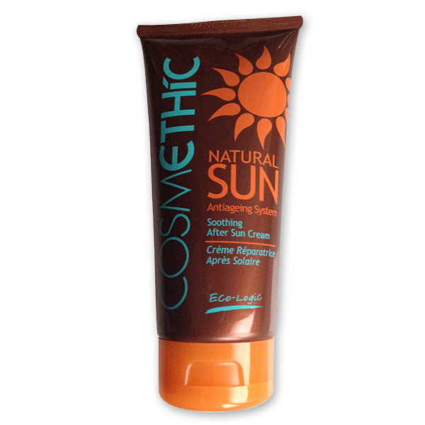SOOTHING AFTERSUN CREAM - Hydrating & Soothing 200ml