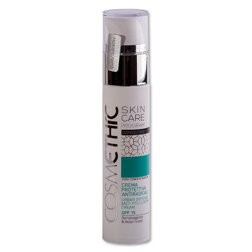 URBAN DEFENSE ANTIPOLLUTION CREAM SPF 15 50ml x3