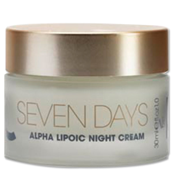 ALPHA LIPOIC NIGHT CREAM 30ml x3