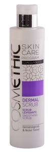 INTENSIVE CARE - DERMALSCRUB - BIODEGRADABLE SMOOTHING SCRUB 200ml x3