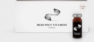 MesoPoly Vitamins 5x5ml x3
