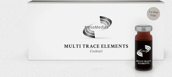 MultiTrace Elements 5x5ml x3