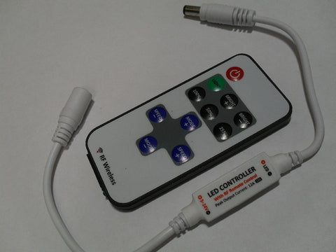 RF Single colour Remote control