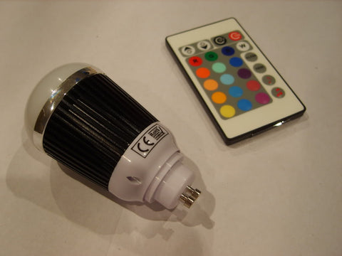 Sound Sensitive Music Colour changing Bulb GU10