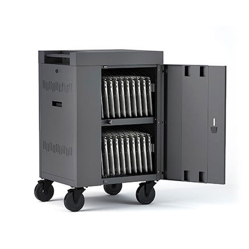Bretford Cube Cart Mini - 20 Device Charging Cart - shopvsc