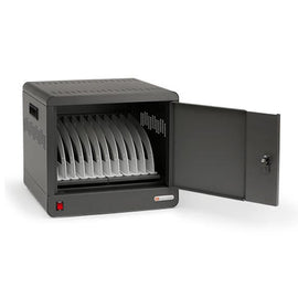 Bretford CUBE Microstation - 10 Device Charging Cabinet - shopvsc