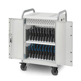 Bretford Link L Cart - 20 Device Charging Cart - shopvsc