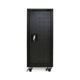 Luxor  LLTM16-B-V2  16-Unit Tablet Charging Cart - shopvsc