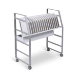 Luxor LOTM16 16-Unit Charging Cart - shopvsc
