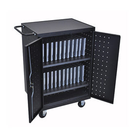 Luxor LLTP24-B 24 Unit Laptop Cart