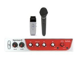 TeachLogic Spectrum III IR Sound Field System - 2 Microphones | Classroom Soundfield System