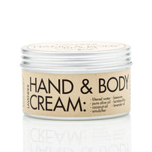 Load image into Gallery viewer, Lavender Hand & Body Cream
