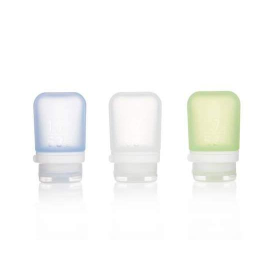 Silicone Soft Travel Bottles