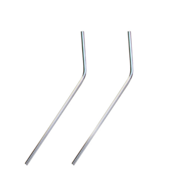 Set of two Stainless Steel Straws
