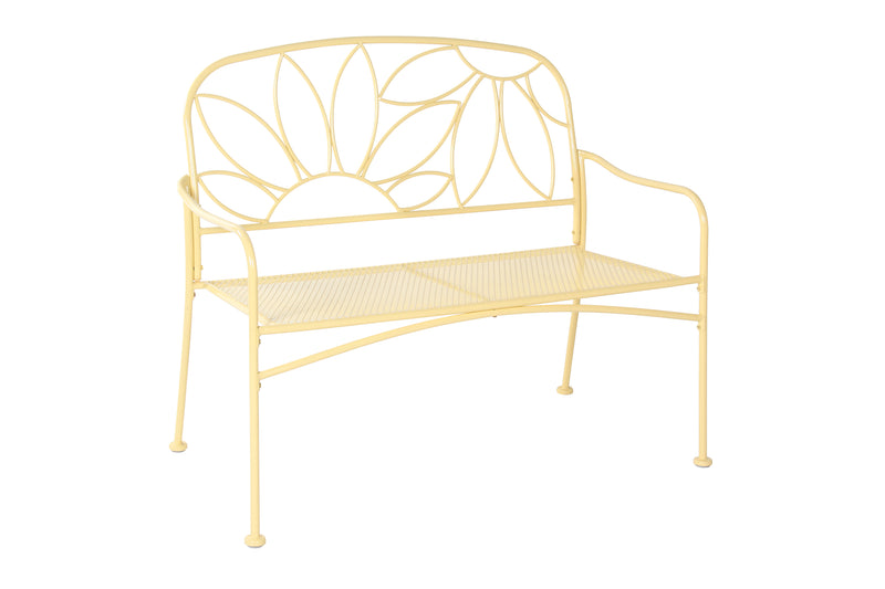 Bright & Fun Bench Yellow