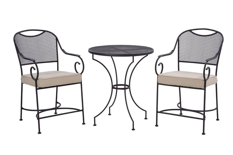 Birkdale 3 Piece Balcony Set, Neutral