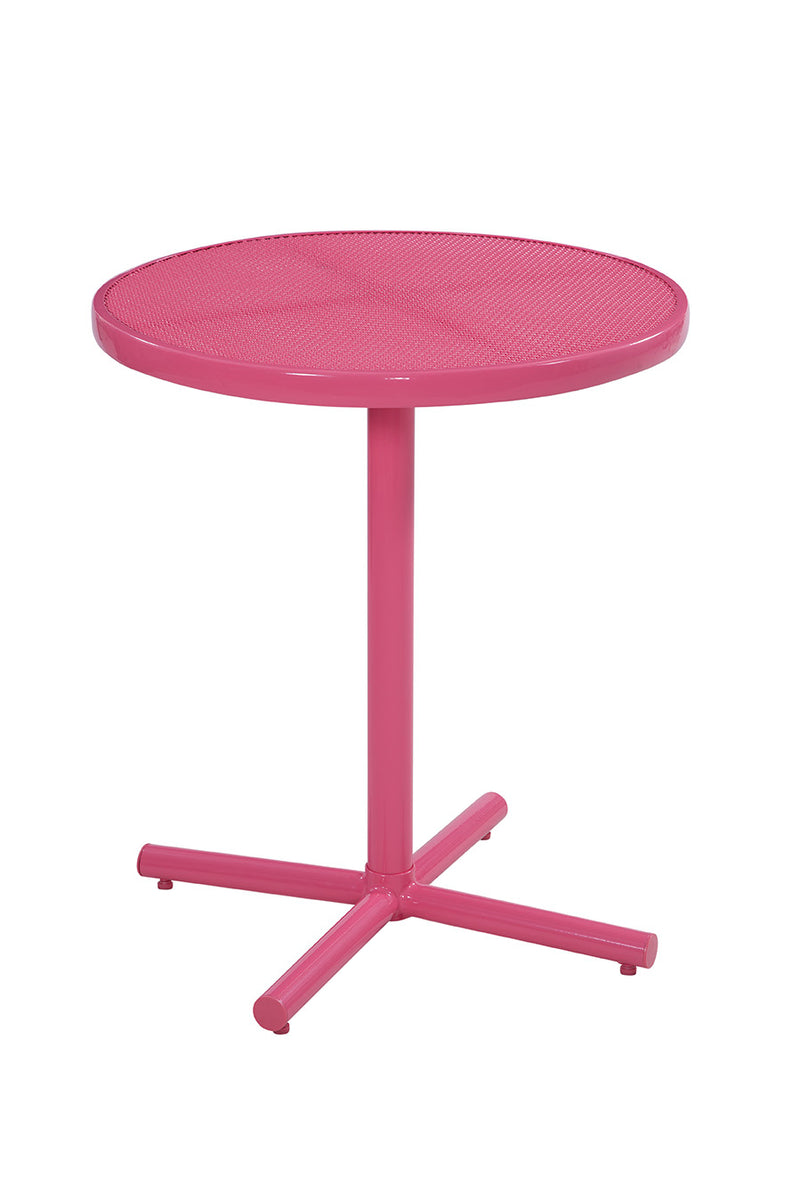Bixby 3 Piece Bistro Set, Pink