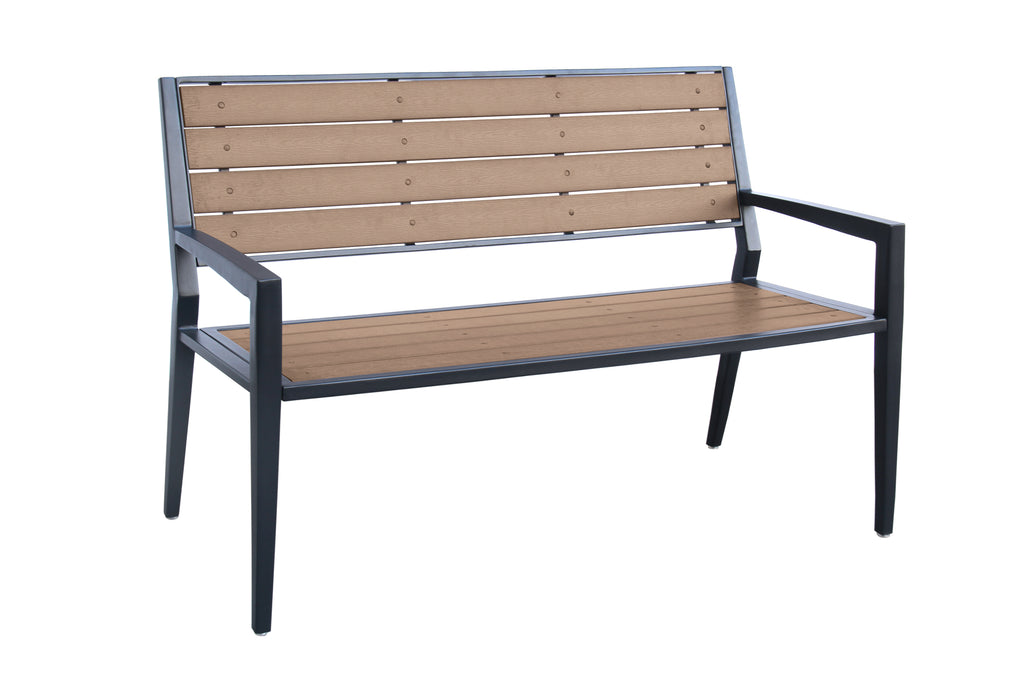 Cordoba Bench, Black