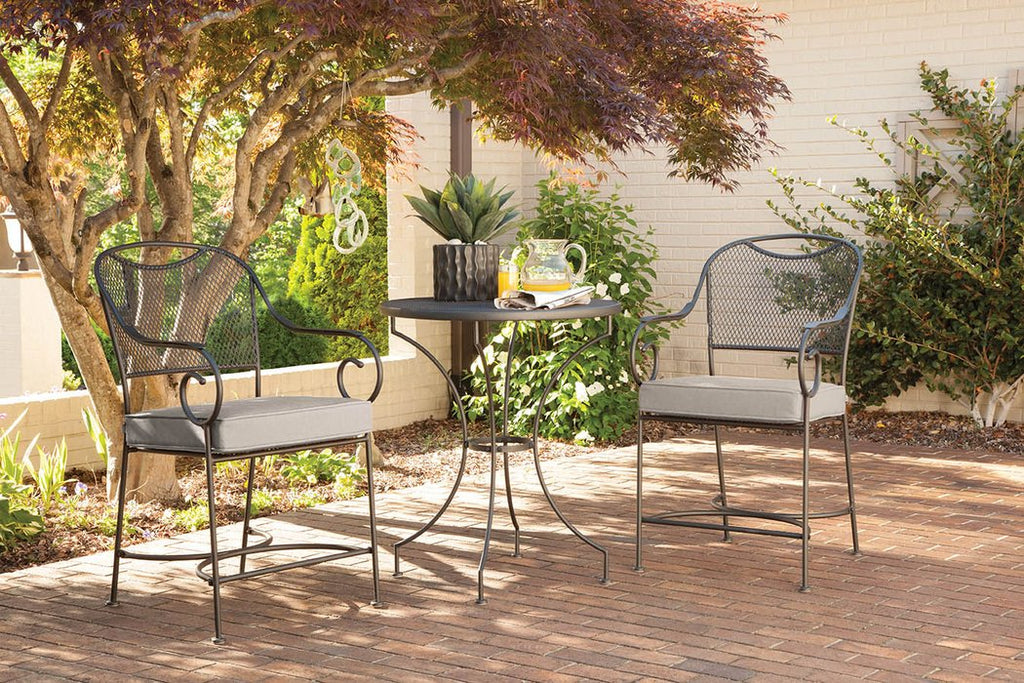 Birkdale 3 Piece Balcony Set, Tan