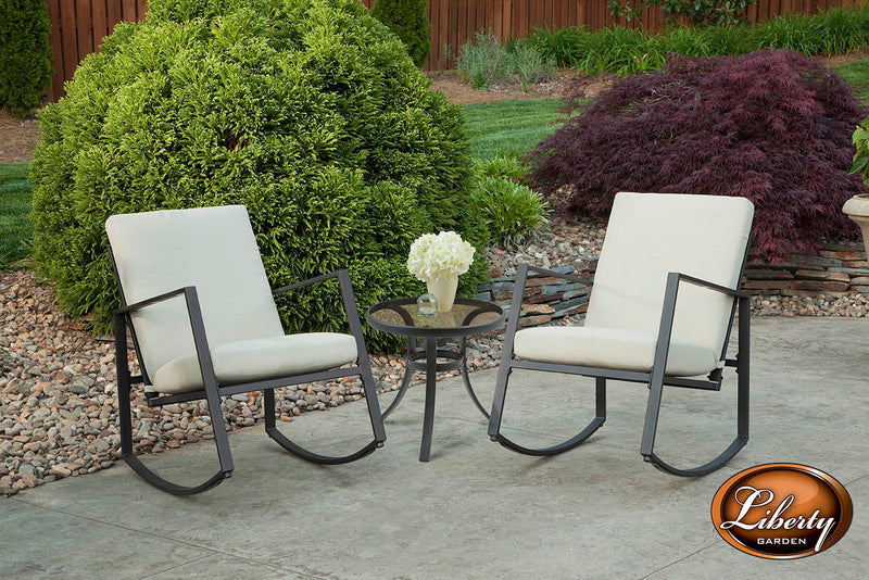Everwood Savannah 3 Piece Seating Set