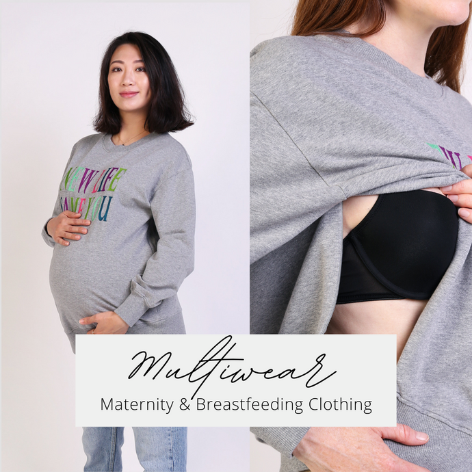 Multi-Wear Maternity Clothing