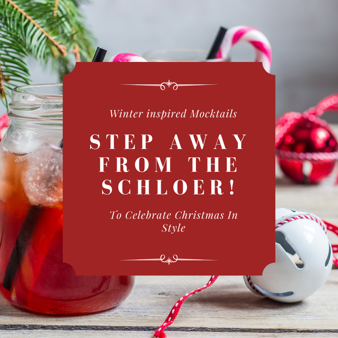 Step Away From The Shloer! Winter Inspired Mocktails To Celebrate Christmas In Style