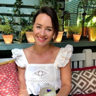 Aimee Founder of You First Nutrition - Nutrition Tips for Expectant Mums - NINE+QUARTER Maternity & Breastfeeding Blog