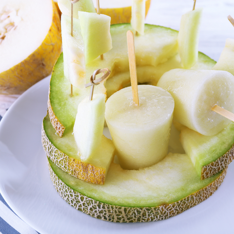 Frozen Fruit is the perfect healthy and ice cold snack