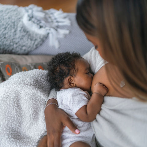 Breastfeeding during the first few weeks can feel constant