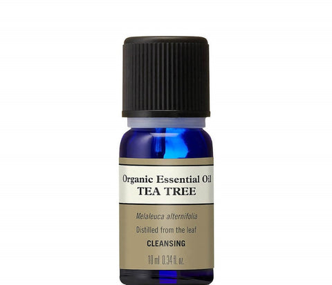 Apply Essential Tee Tree Oil to your maternity pad for postpartum care