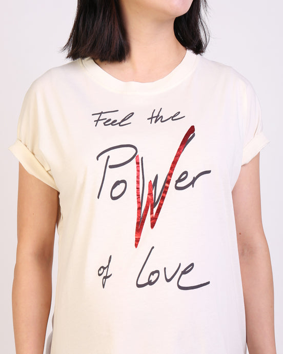 Power of Love Maternity & Breastfeeding T-shirt