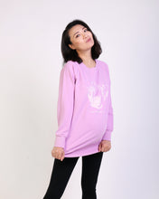 Load image into Gallery viewer, Roar Maternity & Breastfeeding Sweatshirt