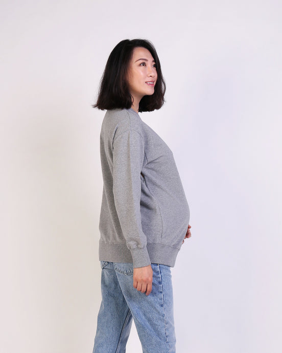 Emmi Maternity & Breastfeeding Sweatshirt