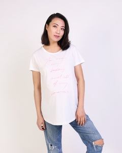 You Are My Todays Maternity & Nursing T-shirt