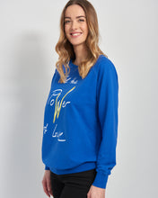 Load image into Gallery viewer, Power of Love Maternity & Nursing Sweatshirt