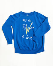 Load image into Gallery viewer, Power of Love Maternity+Nursing Sweatshirt